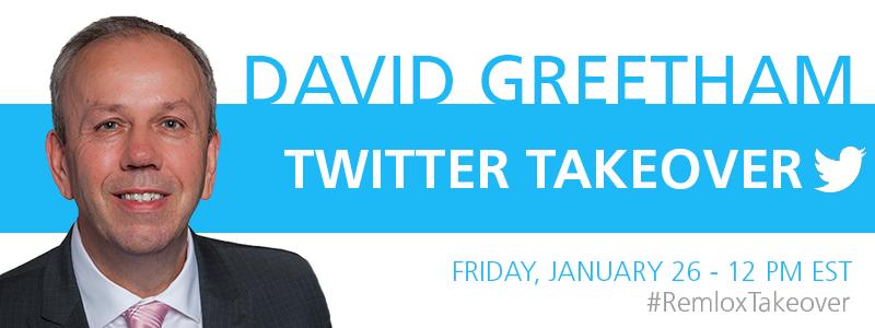 David Greetham Twitter-Takeover