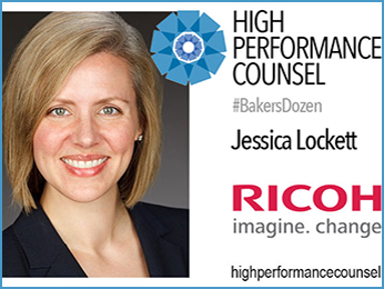 Lessons In Leadership: Jessica Lockett Interviewed for High Performance Counsel