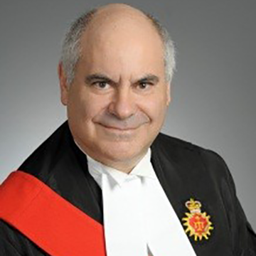Justice Fred Myers