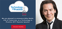 #TIPTO17 Keynote Speaker Announcement: Mike Walsh