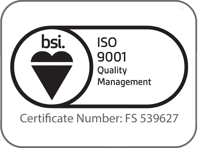 ISO 2001:2008 Quality Certified
