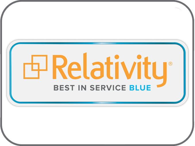 Relativity Blue Best in Service